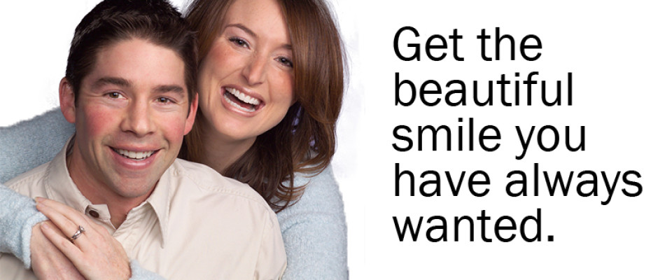 Get a beautiful smile